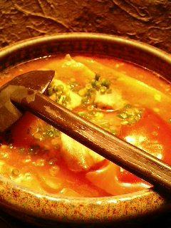 豚肉とパプリカのトマト煮